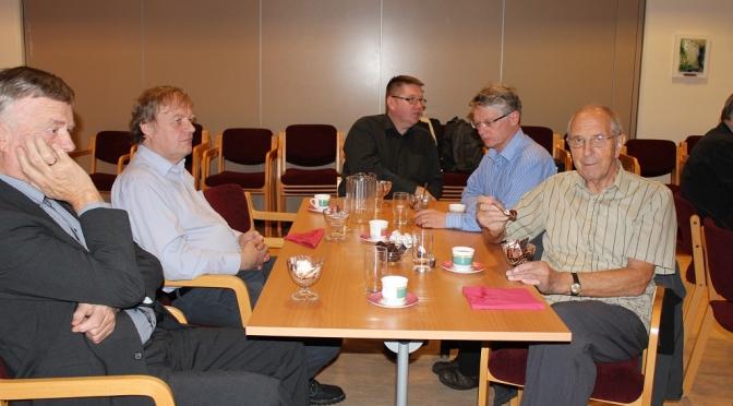 Rotaryfélagar heimsækja Höfða