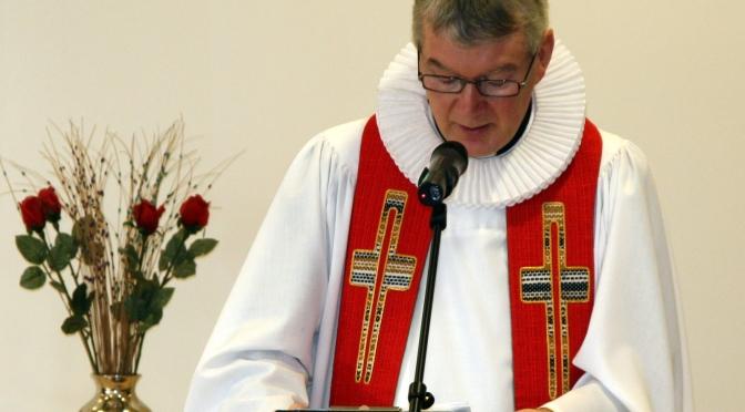 Messað á Höfða